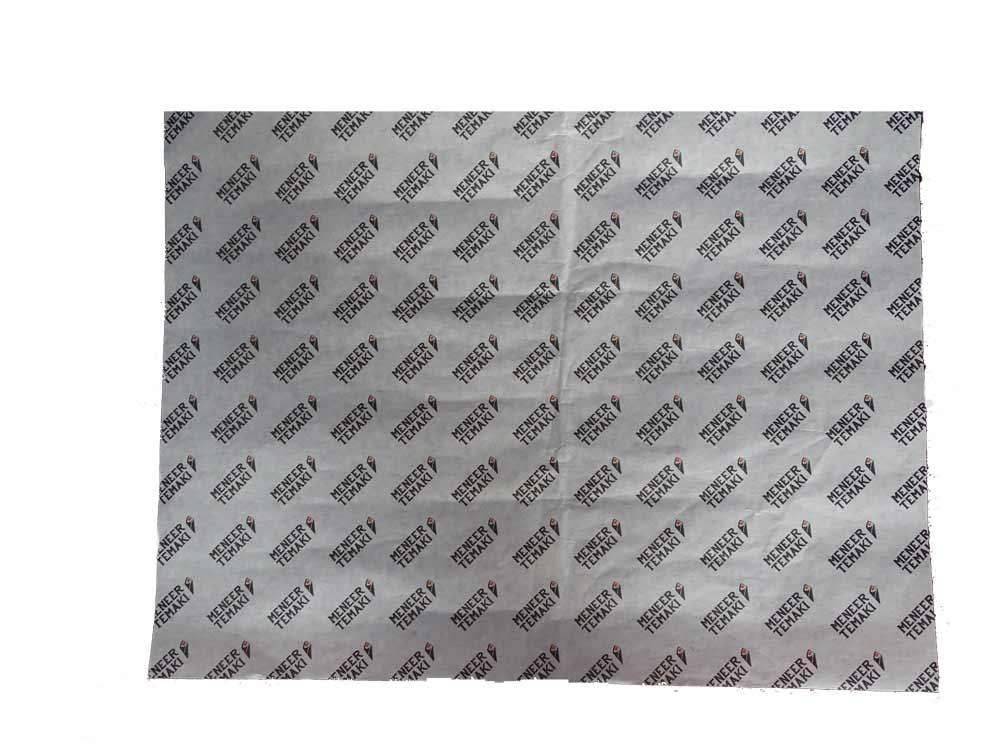 vetvrij papier bedrukken wit temaki